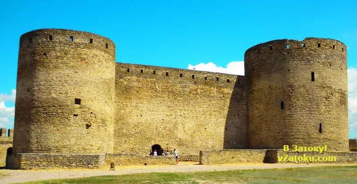 Затока экскурсия Белгород-Днестровская крепость Аккерман